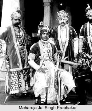 Jai Singh Prabhakar Maharaja of Alwar