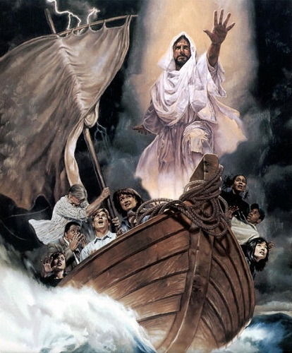 Jesus-Picture-Stopping-The-Waves-Of-The-Sea-In-Boat-In-Storm