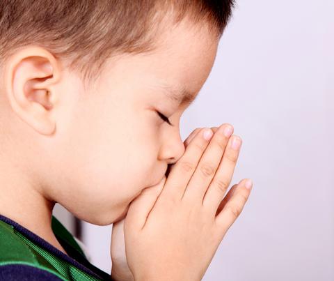 child_praying