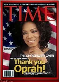 oprah times